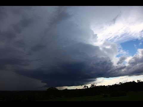 Glenorie Supercell 21st March 2017