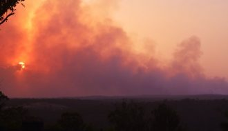 Images January 2020 Bushfires west of Sydney