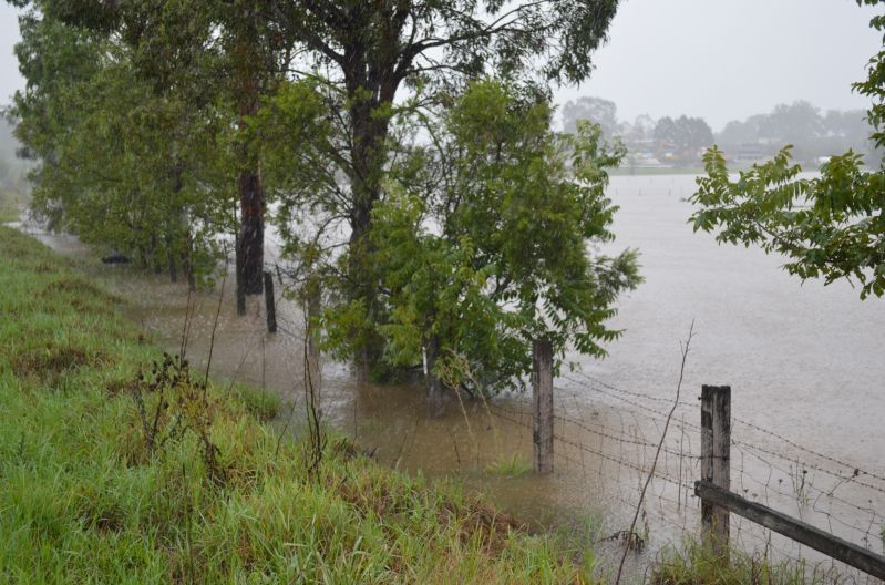 Heavy rain event and floods NW Sydney 9 and 10 February 2020