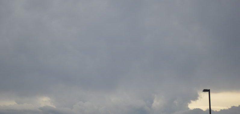 Storms struggle to develop 13 November 2020 Western Sydney