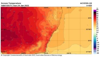 Storms and heatwaves - Australia a land of weather extremes - 18 to 26 January 2021