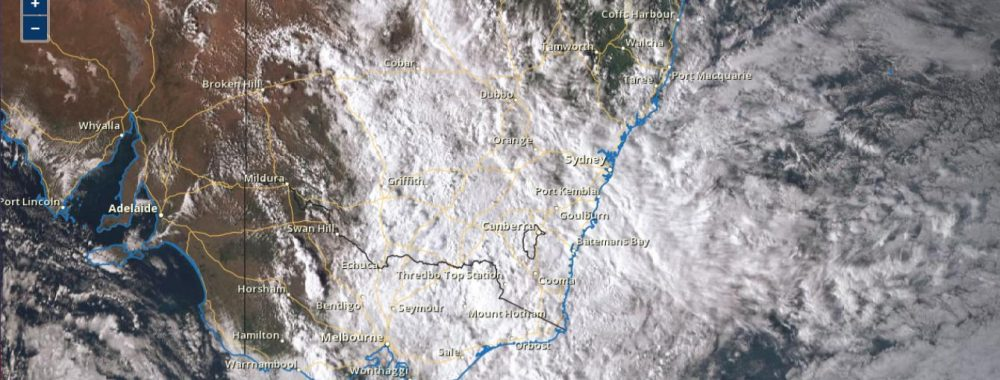 Rain event impacts SW New South Wales and Victoria 28 - 30 January 2021