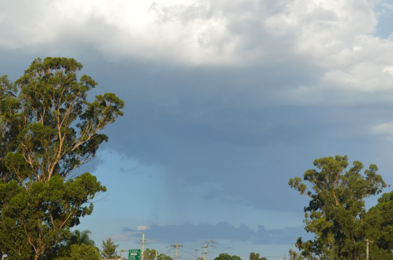 Storms impact Sydney 4 and 5 January 2021