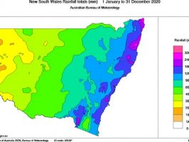 Rain and storms continues into new year 1-3 January 2021