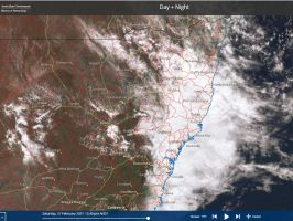 Rain events and flooding - Eastern New South Wales and Queensland - 21 - 28 February 2021