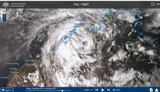 Tropical Storm 18 - North West Western Australia, 1-4 February 2021