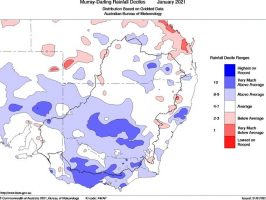 Rain event - South East Australia 12 to 14 February 2021