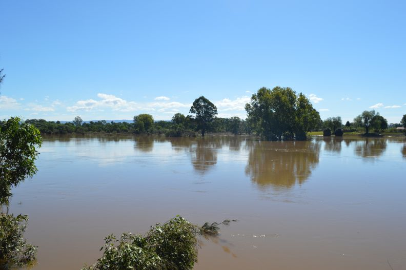 Hawkesbury River Flood - The aftermath - 26 March 2021