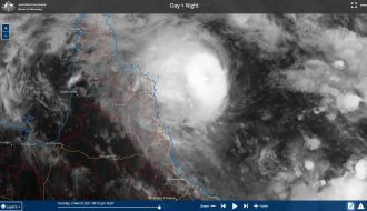 Tropical Cyclone Niran - NE Queensland - 28 February to the 3 March 2021