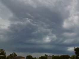 Rain / Showers and storms - Eastern New South Wales - 8 to 12 March 2021