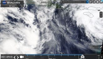 Tropical Cyclone Seroja - NW Western Australia - 5 to 9  April 2021
