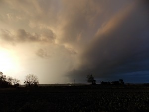 17/9/12 Colin on storms from yarramundi to colo heights