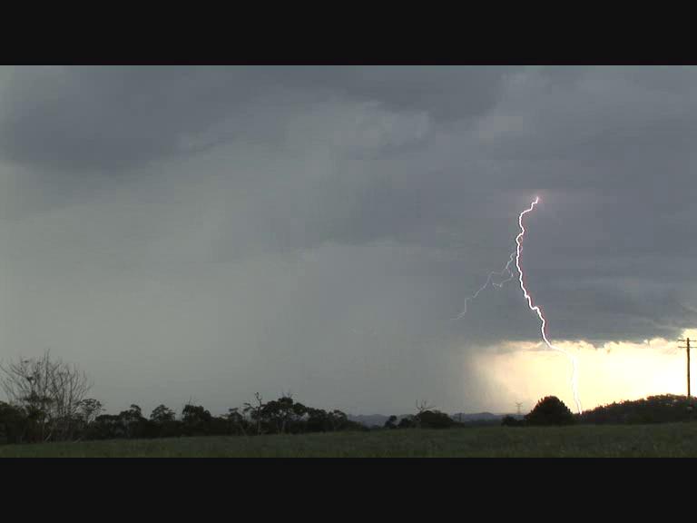 Rain and storms SE Australia 31/10/15 to 2/11/2015