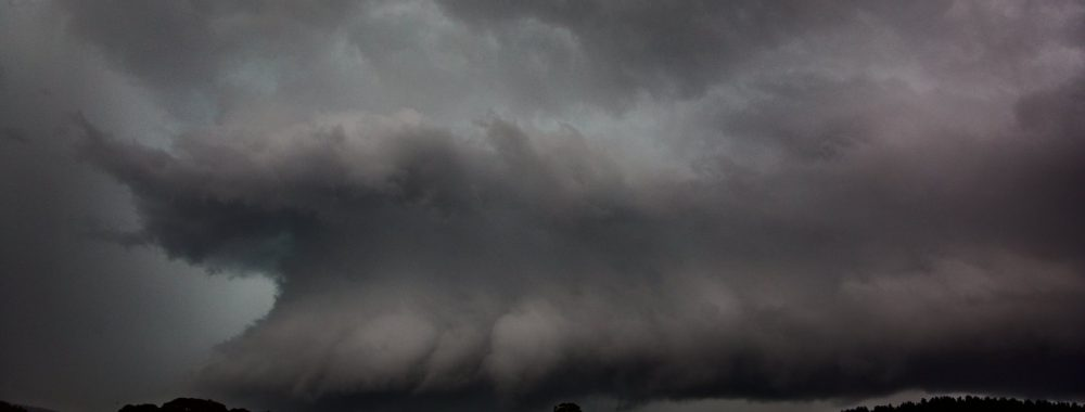 Severe Storm Structures Lithgow as Mudgee to Merriwa Supercell goes begging 19th December 2018
