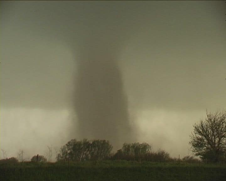 Harper Attica tornadoes 12 May 2004!What a day where even the cows ran after the...