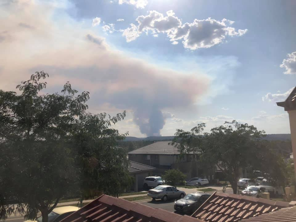 Intense Heat Western Sydney  Extreme western Sydney have just had another scorch...