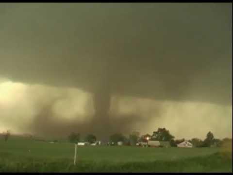 Tornado and cows! 12th May 2004