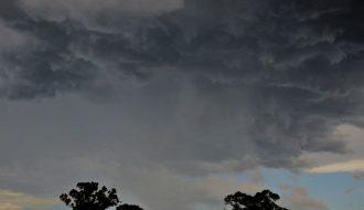 Afternoon storms Western Sydney 20 November 2020