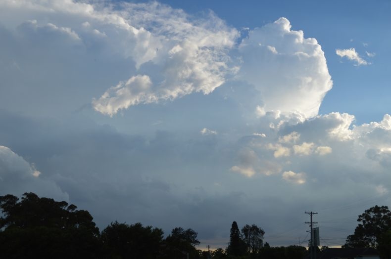 Heavy rain, Floods, Storms and wind - NSW, QLD and NE Victoria - December 14 to December 19 2020