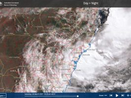 Heavy Rain and floods - Coastal New South Wales - 18 to 21 March 2021