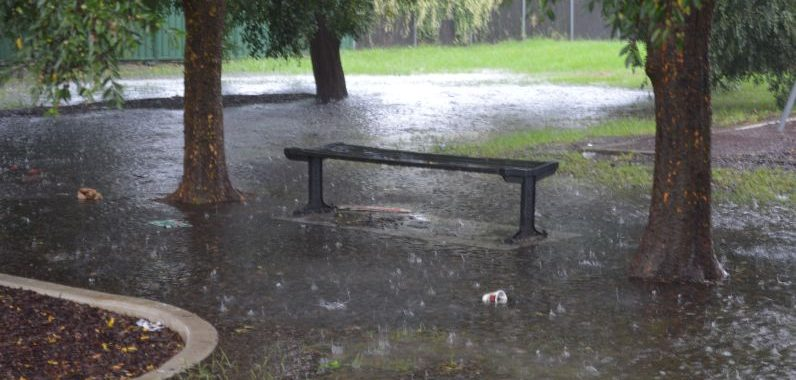 Heavy rain impacts Sydney with flooding risks - Saturday 20 March 2021